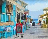 [VIDEO] Lefkada, statiunea Agios NIkitas si plaja