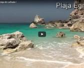 [VIDEO] Cele mai frumoase plaje din Lefkada !