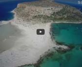 [VIDEO] Plaja Balos, una dintre cele mai frumoase din LUME !