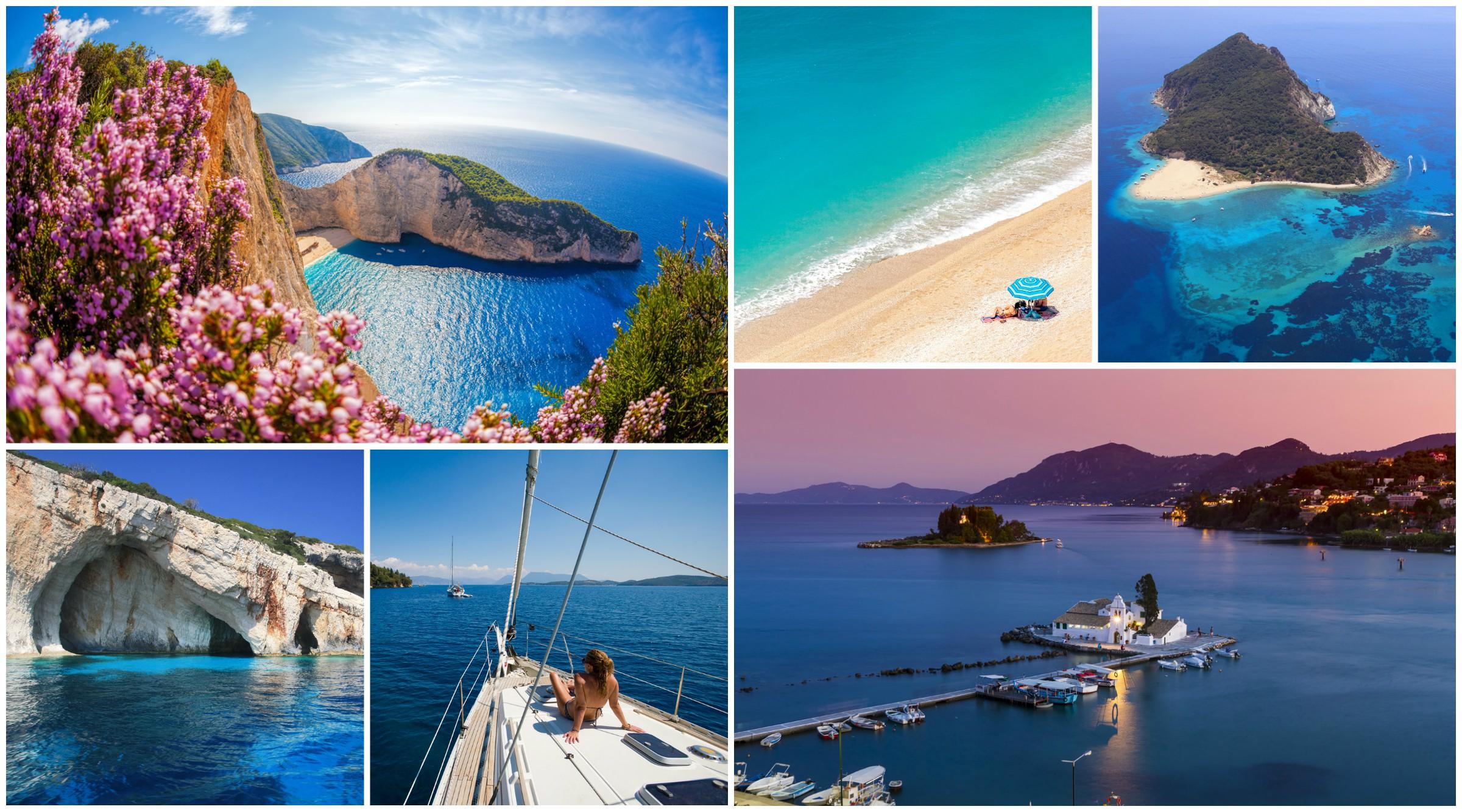 Insulele Ionice Scurt Ghid Grecia De Weekend