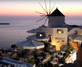 [VIDEO] Santorini, cea mai frumoasa insula