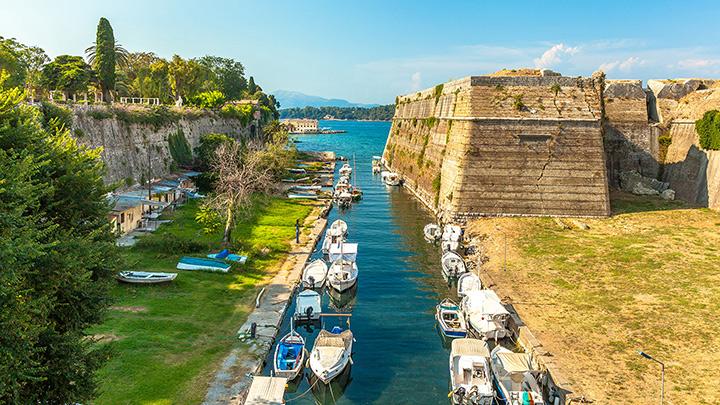 Corfu-Town-Fortress-3