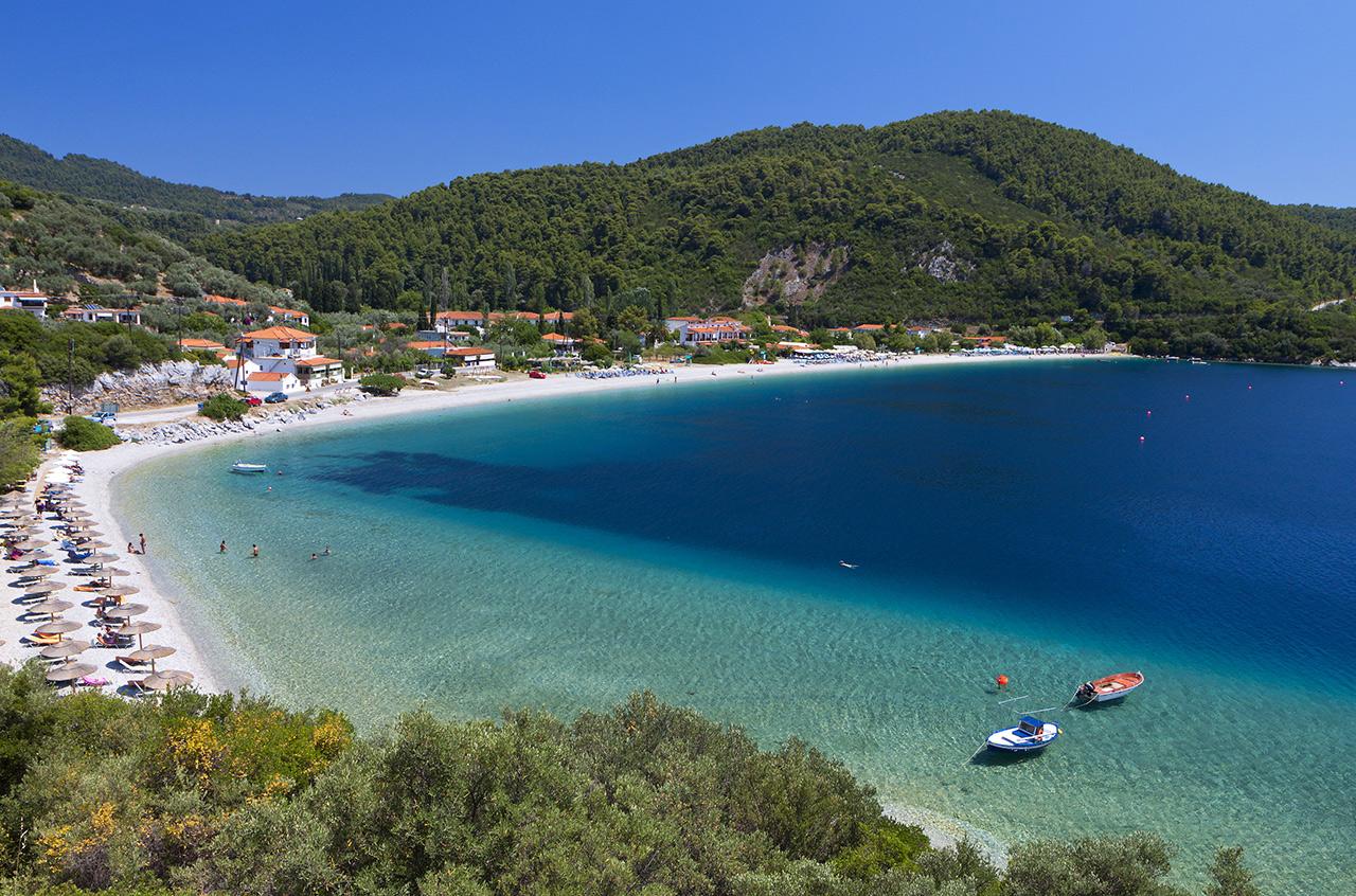 Plaje-Skopelos-Panormos