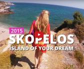 [VIDEO] Skopelos Island, Island of your dream !