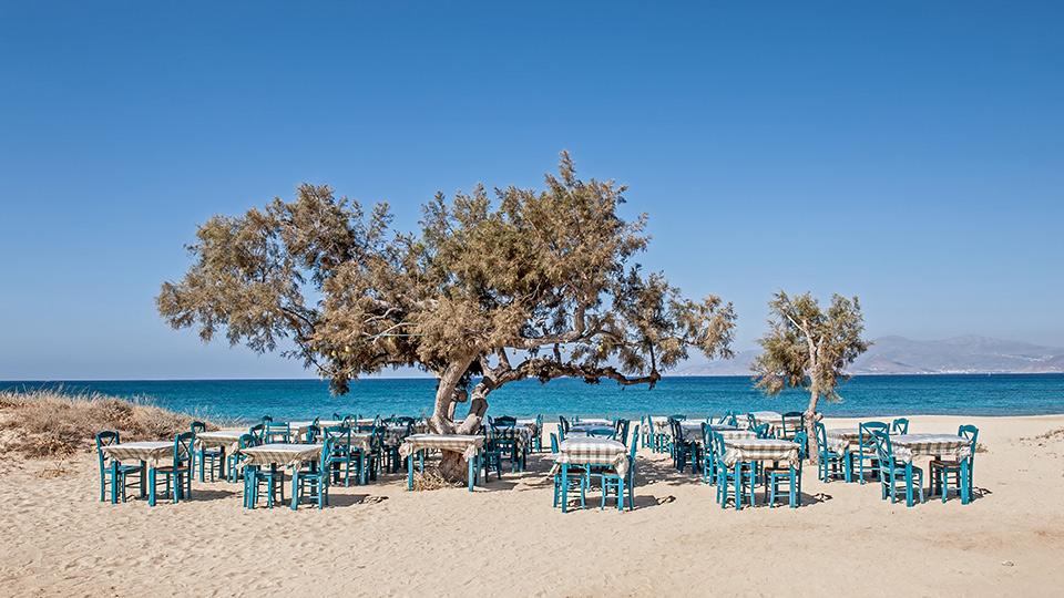 Plaje-Naxos-Plaka