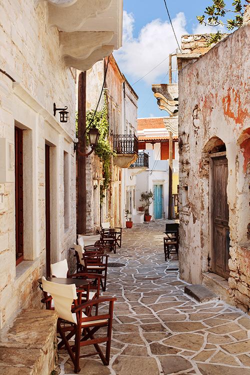 Village-of-Halki,-Naxos