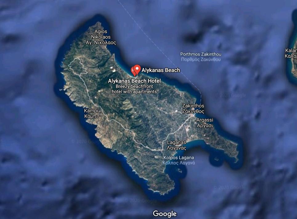 localizare-plaja-alykanas-zakynthos
