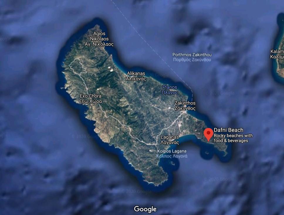 localizare-plaja-dafni
