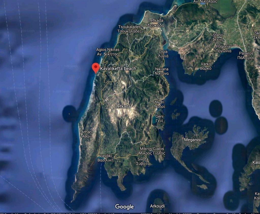 localizare-plaja-Kavalikefta