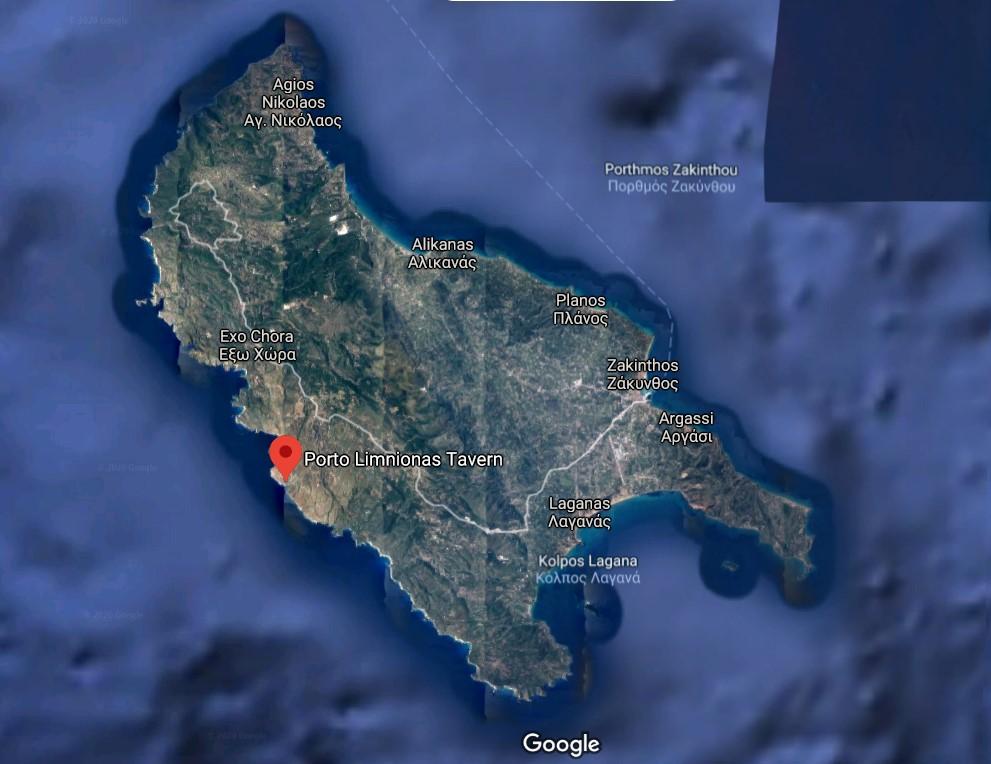 localizare-plaja-Porto-Limnionas