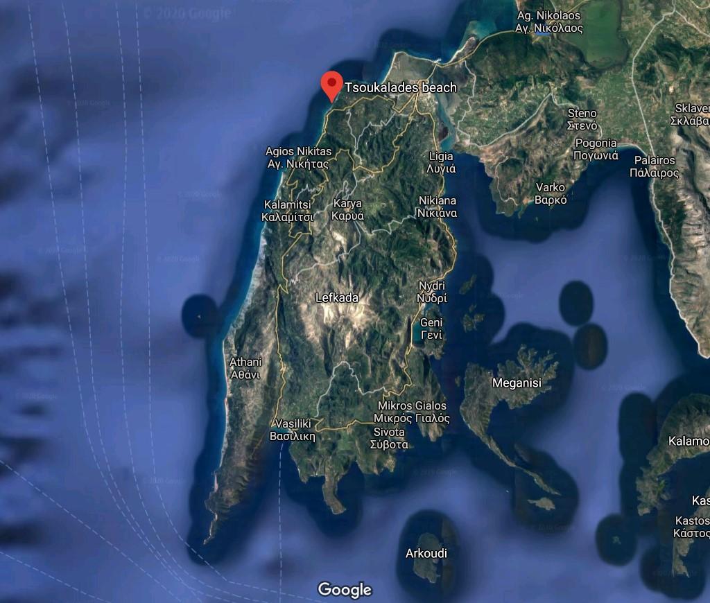 plaja-Tsoukalades-localizare