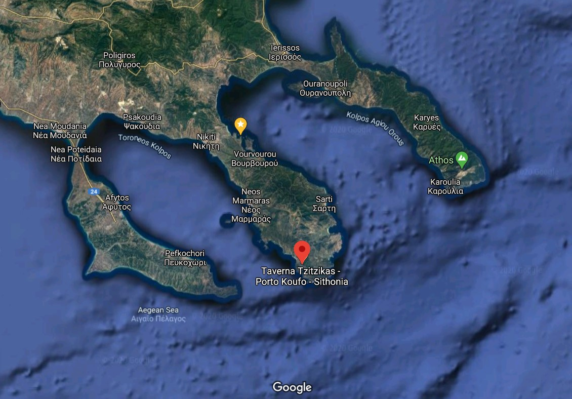 porto-koufo-halkidiki