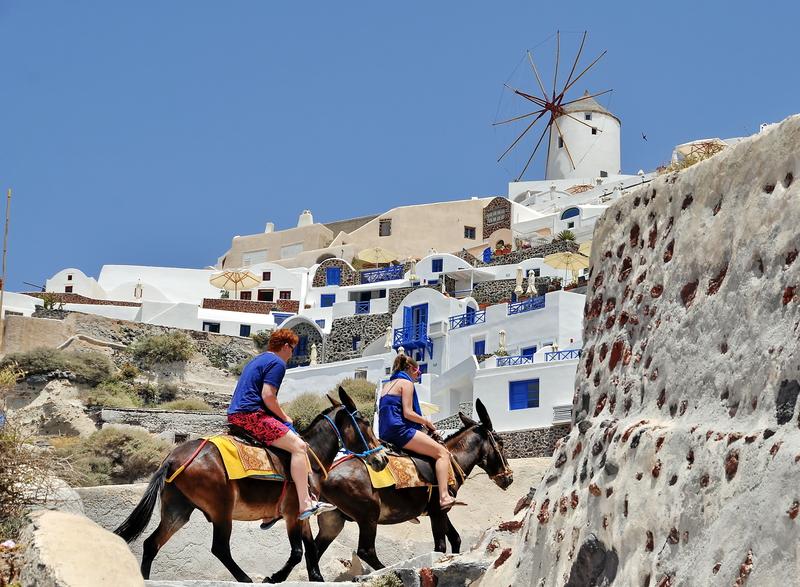Santorini-Empori